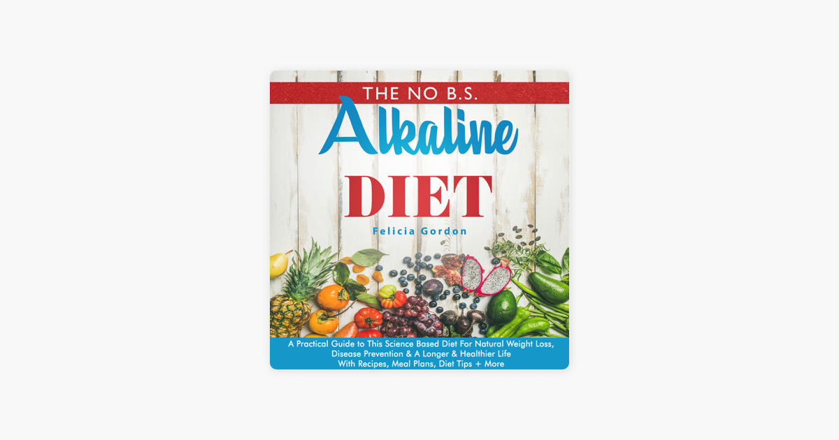 alkaline diet meal plan for weight loss