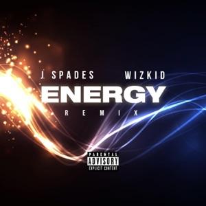 J Spades & Wizkid - Bad Energy