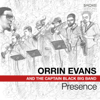 Orrin Evans - Presence (feat. The Captain Black Big Band)  artwork