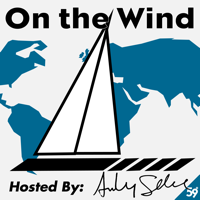 Podcast cover art for On the Wind Sailing