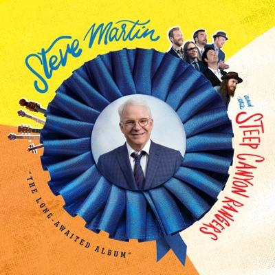 """The Long-Awaited Album"" - Steve Martin & Steep Canyon Rangers album"
