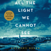 Anthony Doerr - All the Light We Cannot See (Unabridged)  artwork