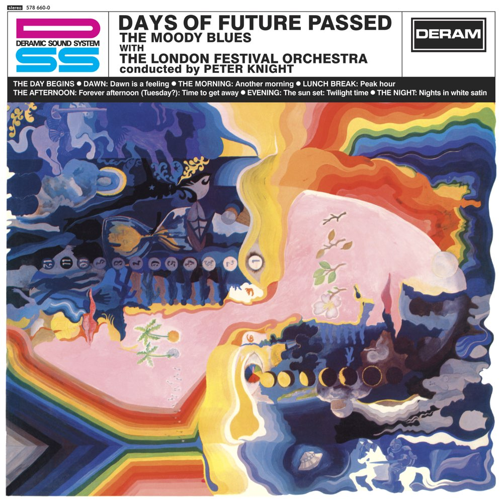 Days of Future Passed / The Moody Blues
