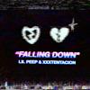 Lil Peep & XXXTENTACION - Falling Down  artwork
