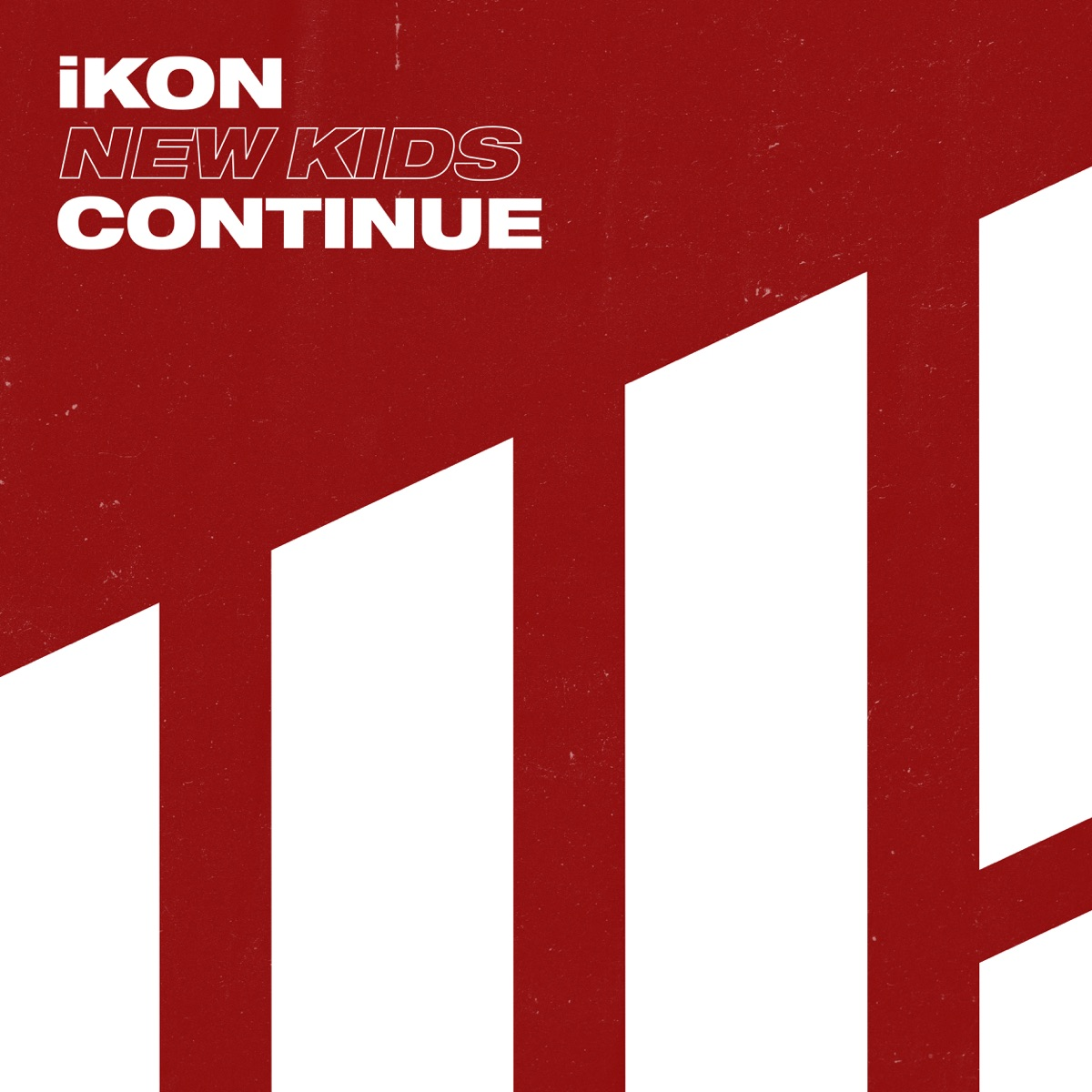 NEW KIDS : CONTINUE Album Cover by iKON