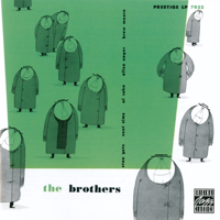 Stan Getz, Zoot Sims, Al Cohn, Allen Eager & Brew Moore - The Brothers artwork