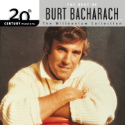 20th Century Masters - The Millennium Collection: The Best of Burt Bacharach - Burt Bacharach - Burt Bacharach