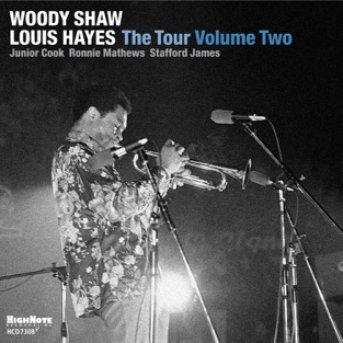 The Tour: Volume Two (Live) – EP – Woody Shaw