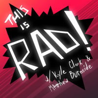 Podcast cover art for This Is Rad!