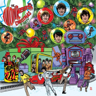 Christmas Party - The Monkees