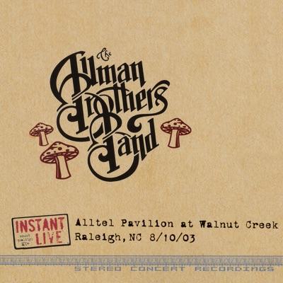 Raleigh, NC 8-10-03 (Live) - The Allman Brothers Band