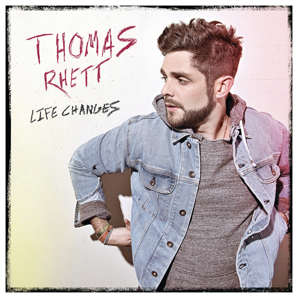 Life Changes Thomas Rhett CD cover