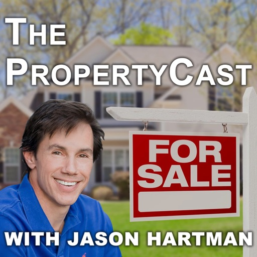 Cover image of Jason Hartman's PropertyCast