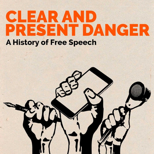 Image result for clear and present danger podcast
