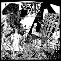 Septic Tank - Rotting Civilisation artwork