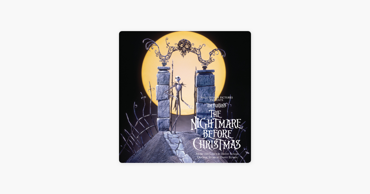What's This? - Danny Elfman
