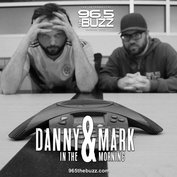 Danny & Mark in the Morning Blog Audio