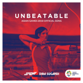 Unbeatable (feat. Dira Sugandi) - JFlow