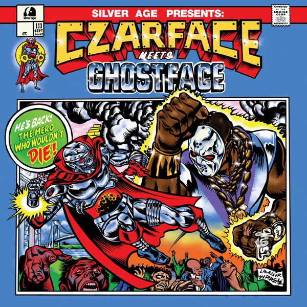 iTunes Artwork for 'Czarface Meets Ghostface (by CZARFACE & Ghostface Killah)'