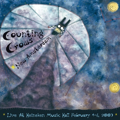 New Amsterdam Live At Heineken Music Hall February 6, 2003 (UK Only version) - Counting Crows