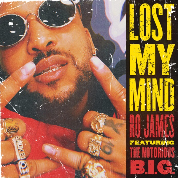 Lost My Mind (feat. The Notorious B.I.G.) - Single