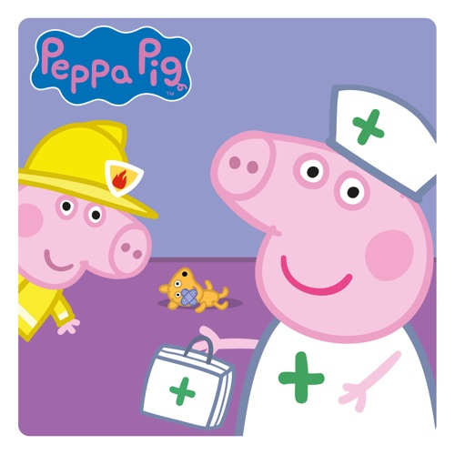 Peppa Pig, When I Grow Up poster