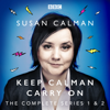 Susan Calman - Susan Calman: Keep Calman Carry On artwork