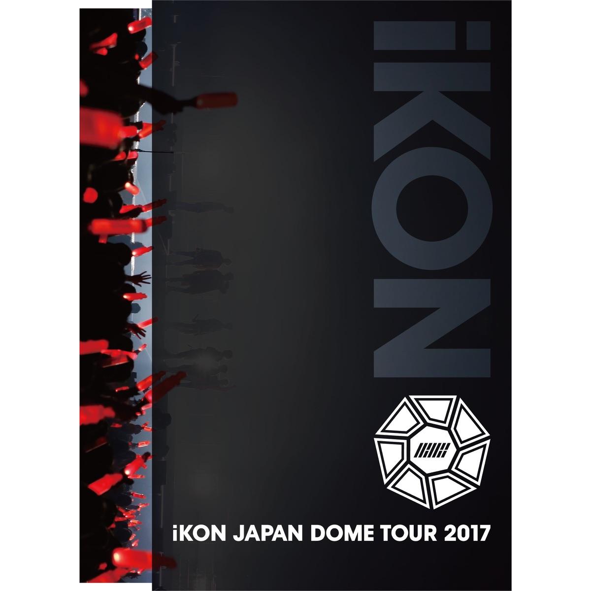 iKON JAPAN DOME TOUR 2017 Album Cover by iKON