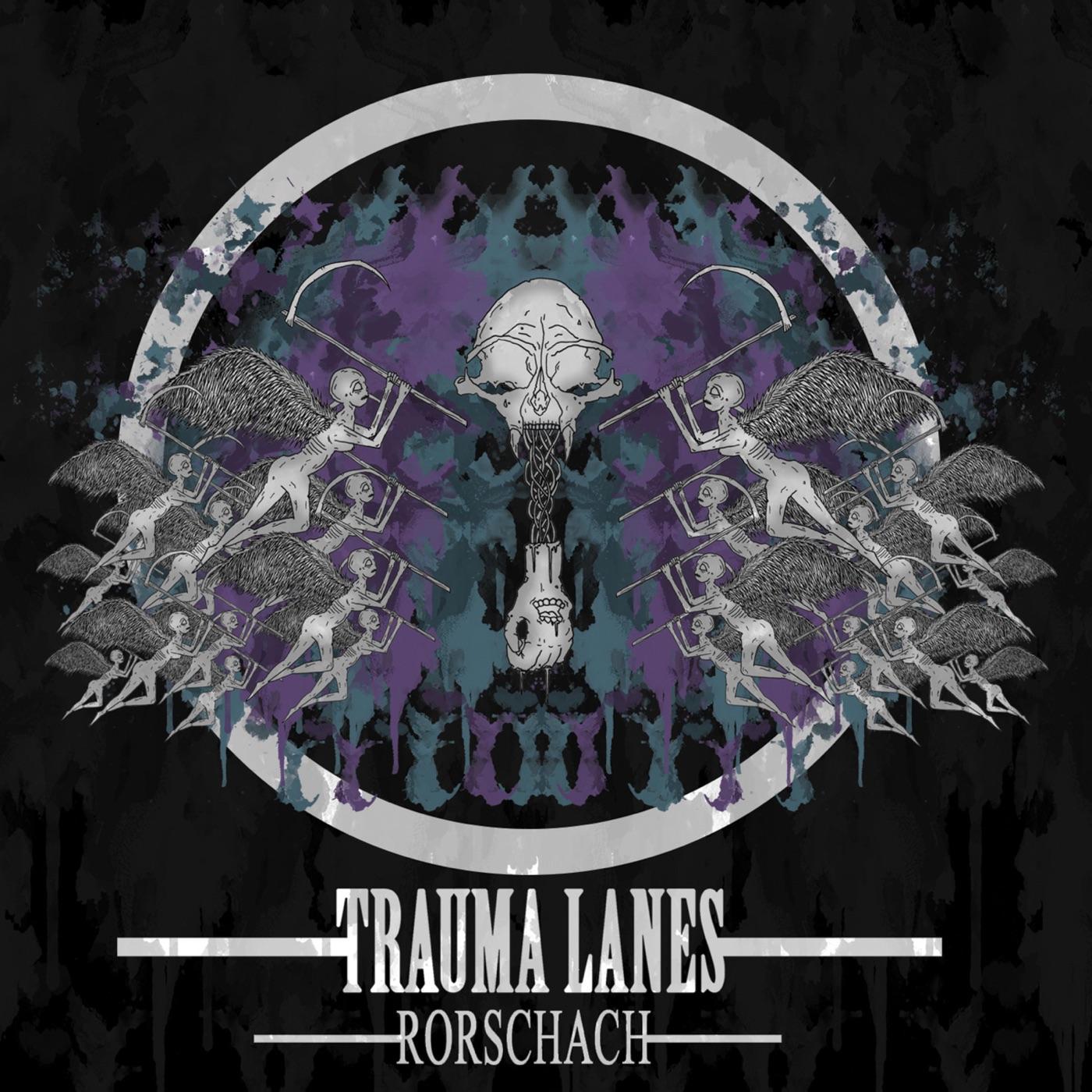 Trauma Lanes – Rorschach [EP] (2018)