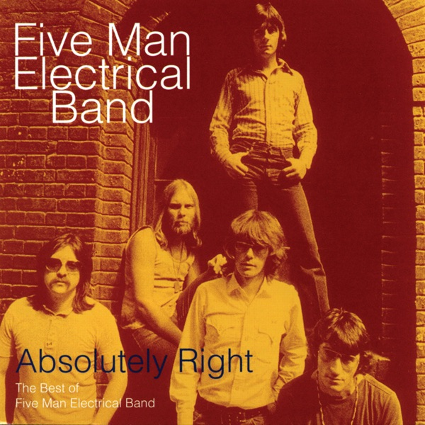 The Five Man Electrical Band - Signs