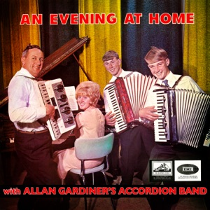 Allan Gardiner's Accordion Band - Blueberry Hill / South of the Border