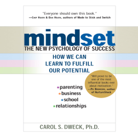 Mindset: The New Psychology of Success audiobook