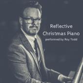 Reflective Christmas Piano
