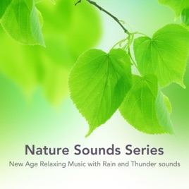 ‎Nature Sounds Series - New Age Relaxing Music with Rain and Thunder  sounds, Ocean Waves, Wind, Chimes, Tibetan Bells, Rivers, Forest by Nature