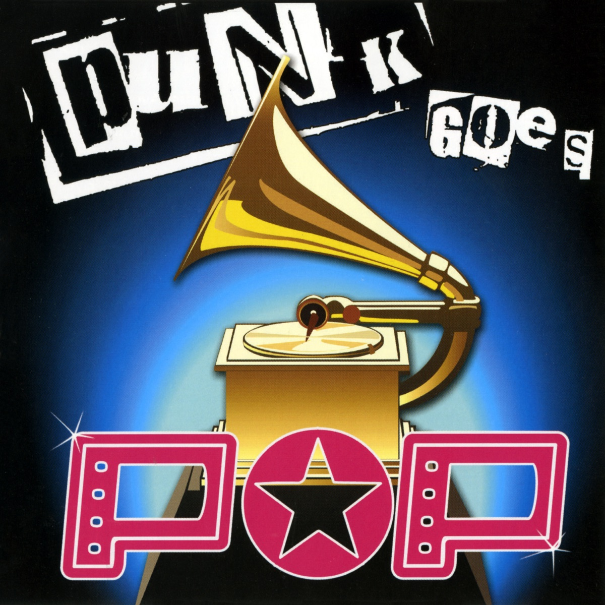Punk Goes Pop Album Cover by Various Artists