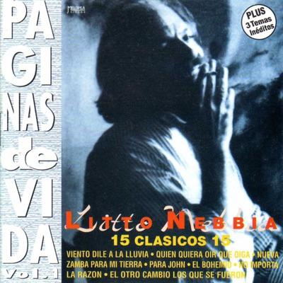 Páginas de Vida Vol. 1 - Litto Nebbia