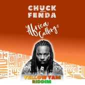 Africa Calling (feat. Chuck Fenda & Yellow Yam Riddim) artwork