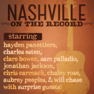 Nashville Cast - Nothing In This World Will Ever Break My Heart Again feat. Hayden Panettiere, Sarah Buxton & Kate York