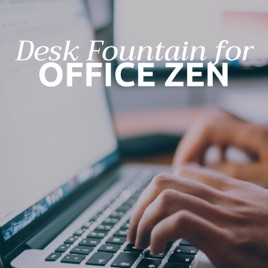 Desk Fountain For Office Zen Decor Relaxing Music By Dreamers Degree