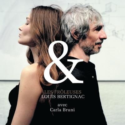 Les frôleuses - Single - Carla Bruni