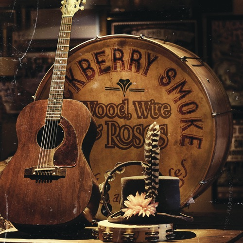 Blackberry Smoke - Wood, Wire & Roses - EP