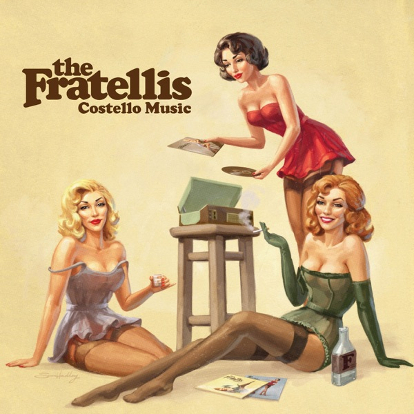 The Fratellis mit Whistle for the Choir