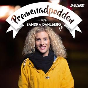 Promenadpodden med Sandra Dahlberg