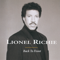 Lionel Richie - Back to Front artwork