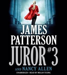 Juror #3 (Unabridged) - James Patterson & Nancy Allen audiobook, mp3