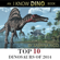 Sabrina Ricci - Top 10 Dinosaurs of 2014: The 10 Biggest Dinosaur Discoveries of 2014: I Know Dino Top 10 Dinosaurs (Unabridged)