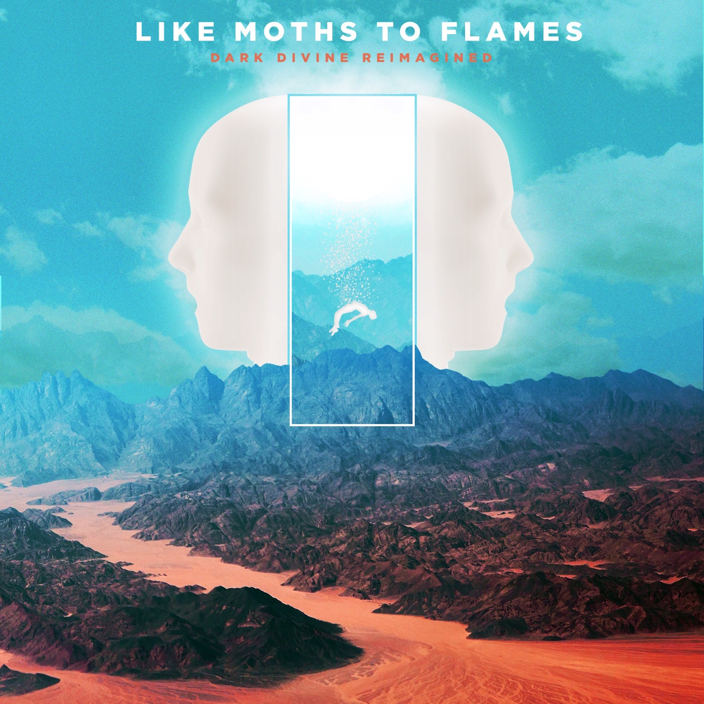 Like Moths To Flames - Dark Divine Reimagined [EP] (2018)