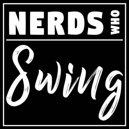Cover image of Nerds Who Swing