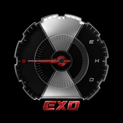 EXO - DON'T MESS UP MY TEMPO – The 5th Album постер