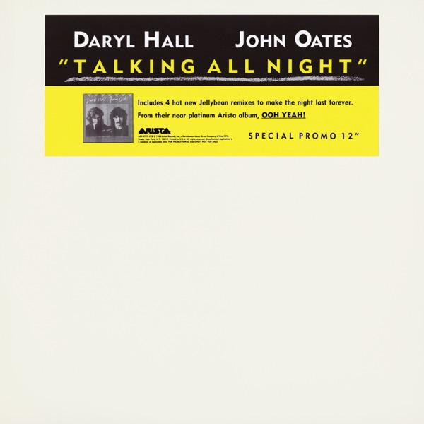 Talking All Night - EP